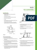 Slupm tests_on_concrete.pdf