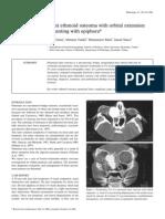 Giant Ethmoid Osteoma
