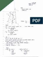 contoh soal Statika struktur 3 dimensi