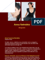 Anna Netrebko - Biografia y Musica