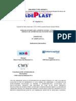 IPO Adeplast