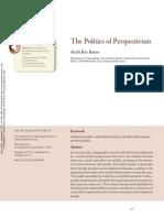 Rivas 2012 Perspectivism