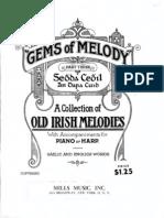 Irish folk songs