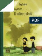 El Cadáver y el Sofá - Tony Sandoval