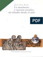 La enseñanza de las ciencias sociales