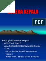 CEDERA KEPALA.ppt