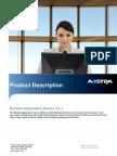 Product Description BluStar Application Server