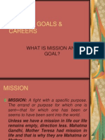 PPT 02 Careers MISSION and GOALS.ppt