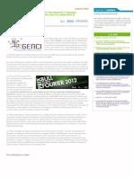Le prix Bull-Joseph Fourier 2012 récompense 3 équipes scientifiques pour leurs avancées dans la recherche et l'innovation _ Bull direct, la newsletter de Bull