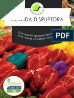 Comida disruptora