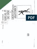 Manual practic de disectie s idescoperiri anatomice