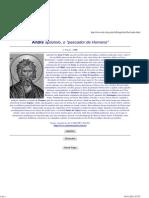 Santo Andre Apostolo