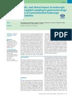 ESGE 2011 Clinical Impact Endo Ultrasound