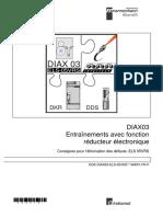 variateur_ défaut_cause_remède_DOK-DIAX03-ELS05VRS-WAR