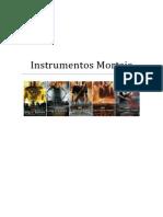 Resumo Instrumentos Mortais