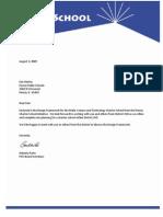 MSTCS Design Framework Final Packet