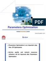 WCDMA RNO Parameters Optimization .ppt