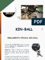 iniciación al kinball