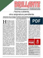 El Brillante 03112013