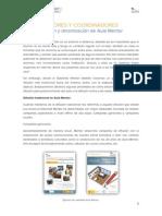 Difusión de Aula Mentor_tutores_coordinadores
