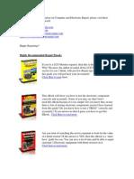 Pioneer g6 Chassis Plasma Training Manual