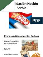 Consolidación Nación Serbia