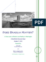 Does Brasilia Matter Oct 17