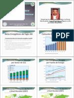 Situación Energética Mundial y sus Implicaciones para PR