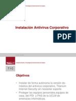 Insta Laci on Antivirus