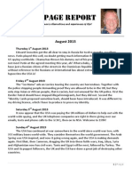 The Page Report August 2013