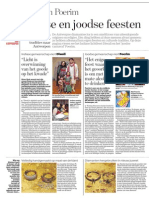 Article in Gazet van Antwerpen