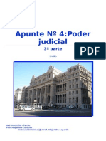 Apunte No4 3oparte Poder Judicial