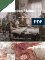 2013 CORTI Capitan Molino e gli italiani nella flotta di Pietro Il Grande
