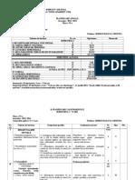 ANUAL¦é LśI CALENDARISTIC¦é - CLASA A PLANIFICARE VI-A, EDP, AN LśCOLAR - 2013-2014.doc