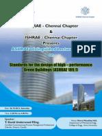 Ashrae Dlp Standard 189.1 Brochure
