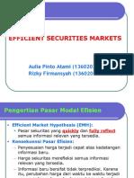 Efisiensi Pasar Modal.pptx