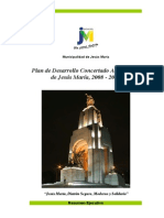 2008.Plan de Desarrollo Concertado JESUS MARIUA