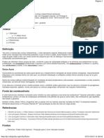 Xisto – Wikipédia, a enciclopédia livre