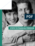 steps to financial freedom