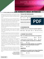 Le chemin de la baie n 20 questionnaire français