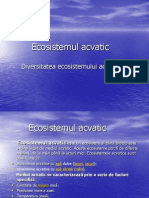 Ecosistemul Acvatic 01