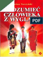 Dariusz Tarczyński Zrozumieć Człowieka z Wyglądu.pdf