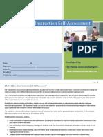 di self-assessment tool