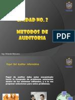 Unidad 2 Metodos de Auditoria