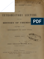 An intrdctry lect on History of Chemistry John William Draper.pdf