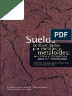 Suelos Contaminados Por Metales y Metaloides