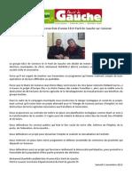 Communiqué de presse Union EELV Parti de Gauche municipale GONESSE (2)