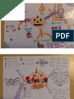 Halloween Mind Maps
