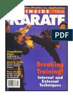 Breaking Training 07-1995