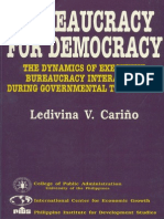 Bureaucracy for Democracy
